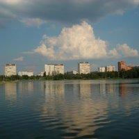 Казалось, что просто облака :: Андрей Лукьянов