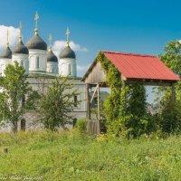 В монастыре. :: Виктор Евстратов