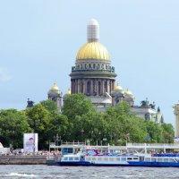 Адмиралтейская набережная :: Валерий Новиков
