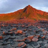 Закат на Тропе Великана :: Eugene Remizov