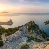 Крымские пейзажи :: Сергей Брагин