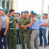 Ветераны шутят... :: Александр Широнин