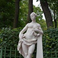 Летний сад. Слава. П.Баратта. Италия. Ок. 1718 г. :: Anna Gornostayeva