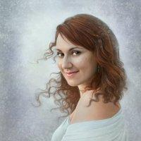 Цифровой портрет по фотографии :: Анна Долгая