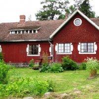 Дом в стиле финского романтизма (Дом Л. Сонка) :: Ольга Иргит