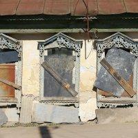 Безжизненные окна :: Игорь Терехин