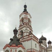 Москва. Церковь Димитрия Солунского на Благуше :: Александр Качалин