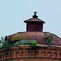 крыша старой водонапорной башни :: Александр Прокудин