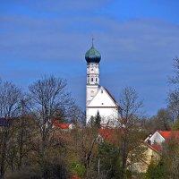 Церковь ... :: Владимир Икомацких