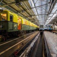 Первый поезд московского метро :: BluesMaker