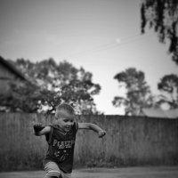 Прыжок :: Mila Kulikova