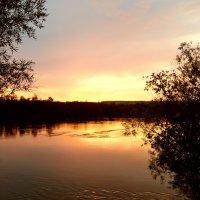 Тёплые краски заката. :: nadyasilyuk Вознюк