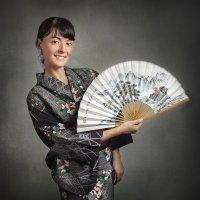 Japan girl 2 :: Evgeny Kornienko