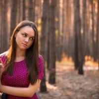 мой первый опыт в фотографии и ретуши :: Игорь Тебеньков
