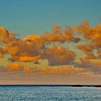 рыжие облака :: valeriy g_g