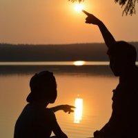 sun reflection :: Dmitry Ozersky