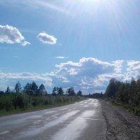 Дальний путь :: Ангелина Соловьева