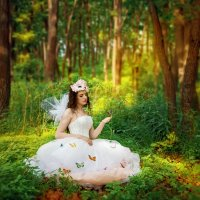 Butterfly :: Анастасия Улайси