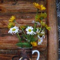 Цветы в кружке :: Анатолий