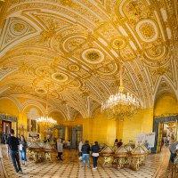 Золотая гостиная :: Александр Неустроев