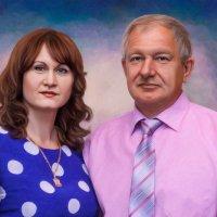 Семейный портрет :: Ирина Kачевская