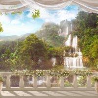 Waterfall :: Irina Safronova