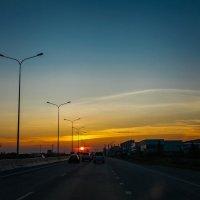 Вечер в Тюмени :: Александра Ламбина
