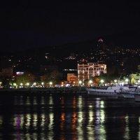 ночная, морская Ялта :: Лилия Winоgradowa