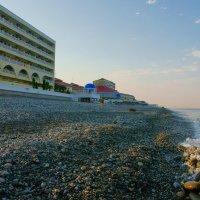 утро на пляже :: герасим свистоплясов