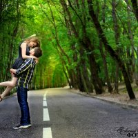 LOVE STORY :: Евгений Ромащенко