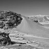 Иордания. «Чудеса» пустыни Вади Рам :: Андрей Левин