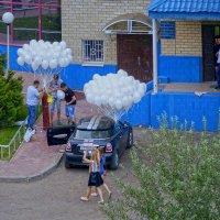 Ух-ты!!! Завтра будет свадьба!!! :: Elena Izotova