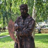 Древнии люди на праздник пришли :: Savayr
