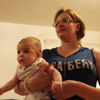 Мать и дитя :: Александр Деревяшкин