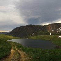 Южный Алтай. Долина на Карагемском перевале :: Natalya Danilova