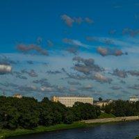 Облачный город :: Александр Витебский