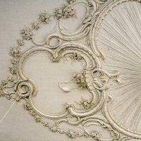 Элемент лепного плафона потолка :: Marina Talberga