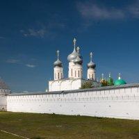 Свято-Троицкий Макарьевский Желтоводский монастырь. 5 :: Андрей Ванин