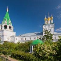 Свято-Троицкий Макарьевский Желтоводский монастырь. 3 :: Андрей Ванин