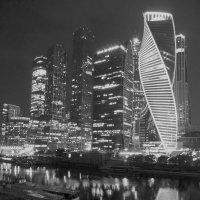 Опять М. Сити.. :: Alexey YakovLev