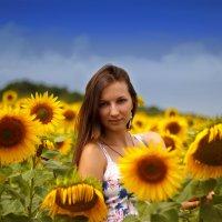 Кусочек солнца 2 :: Мария