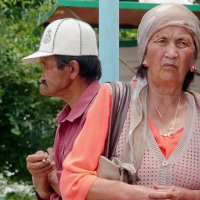 Киргиз и киргизка :: Асылбек Айманов