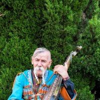 Козак бандурист. :: Геннадий Оробей