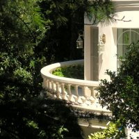 Уютный балкон :: Елена Даньшина