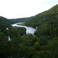 Хорватия. Река Крка :: Марина Домосилецкая