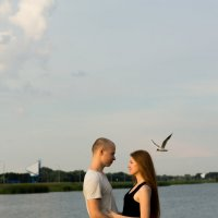 Саша и Илья. :: Елизавета Андреева