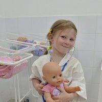 детский доктор :: Ольга