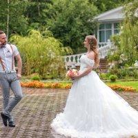тили-тили тесто....жених и невеста :: Ольга Щербакова