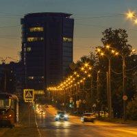 Улица Орджоникидзе.  Ижевск – город в котором я живу! :: Владимир Максимов