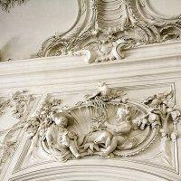 Декор стен дворца в белом зале :: Marina Talberga
